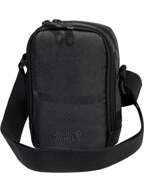 Jack Wolfskin Secretary Y.D. Bag black big check